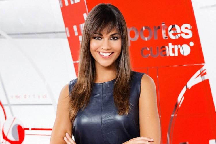 Lara Alvarez presentadora