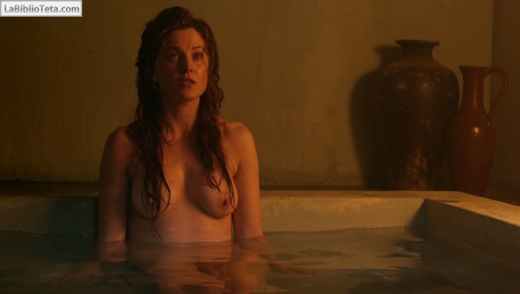 Lucy Lawless - Spartacus Vengeance