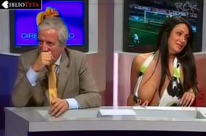 Marika Fruscio nipple slip 06