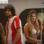 Victoria Irouleguy - Gran Hermano 04
