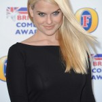 Alice Eve - British Comedy Awards 06