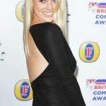 Alice Eve - British Comedy Awards 09