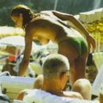Inma del Moral topless 10