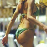 Inma del Moral topless 16