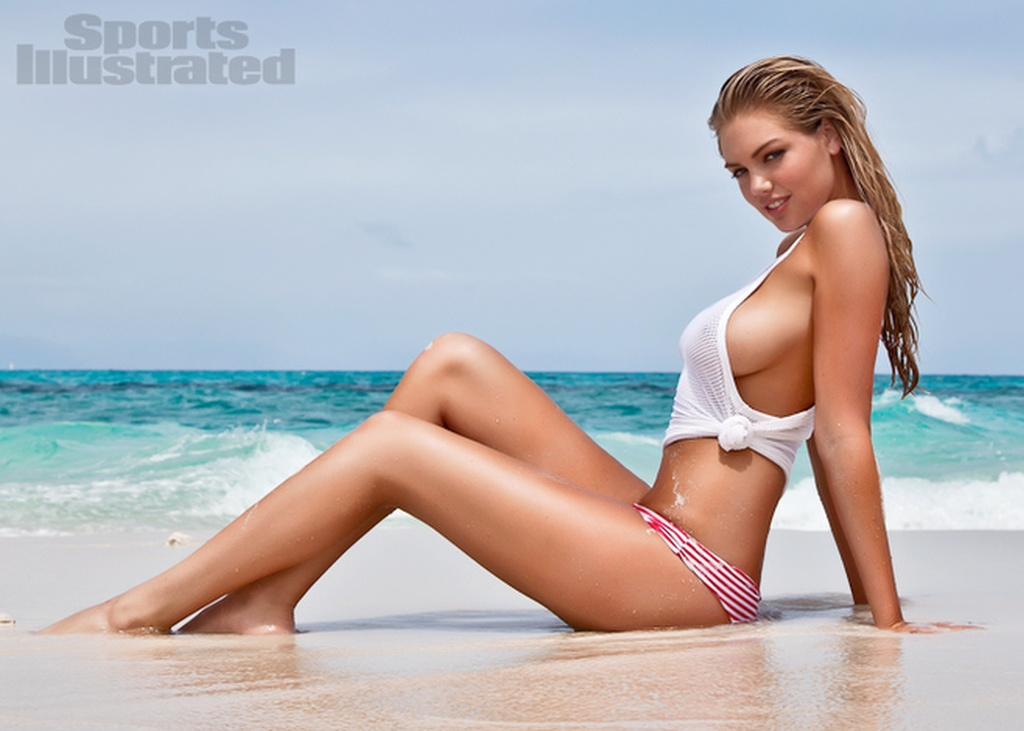 Kate Upton - Sports Illustrated 2012