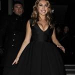 Kelly Brook - London Fashion Week 04