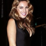 Kelly Brook - London Fashion Week 05