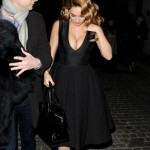 Kelly Brook - London Fashion Week 07
