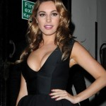 Kelly Brook - London Fashion Week 12