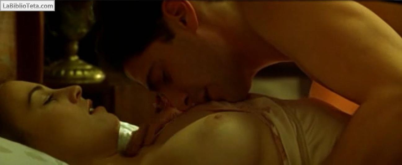 Austin Kincaid Follando Desnuda en Escena Sexy -
