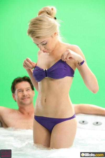 Xenia Tchoumitcheva bikini 01