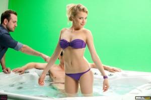 Xenia Tchoumitcheva bikini 02