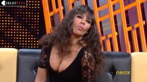 Cristina Pedroche escotazo negro 02
