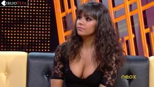 Cristina Pedroche escotazo negro 03