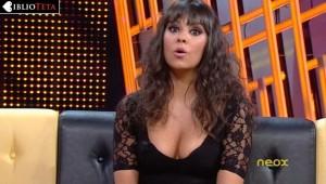 Cristina Pedroche escotazo negro 04