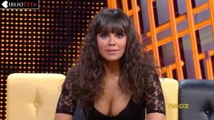 Cristina Pedroche escotazo negro 06