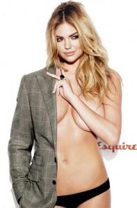 Kate Upton - Esquire 06
