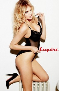 Kate Upton - Esquire 07