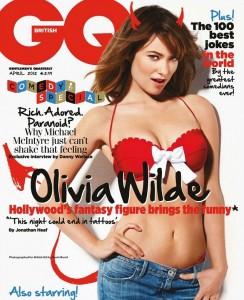 Olivia Wilde - GQ 08