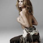 Rosie Huntington-Whiteley - DT Magazine 12