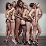 Seis ex concursantes de Gran Hermano posando desnudas para Primera Línea