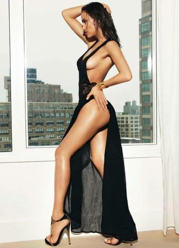 Irina Shayk - GQ Germany 01