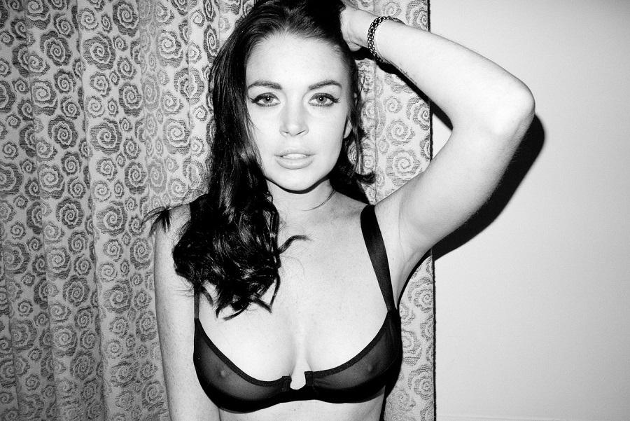Lindsay Lohan - Terry Richardson 01