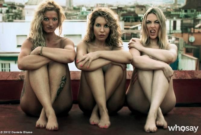 Chicas de Ponte A Prueba