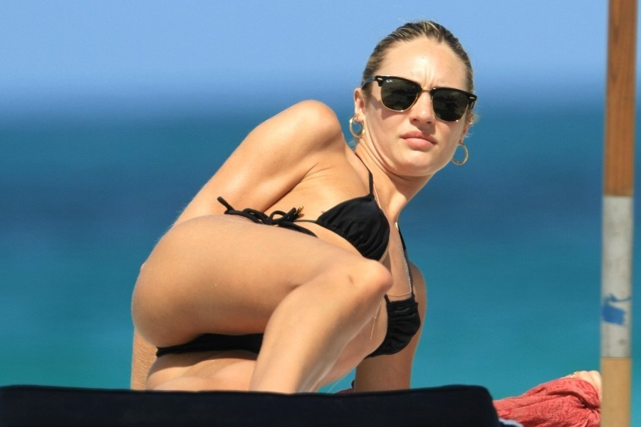Candice Swanepoel - Miami 01