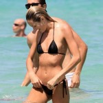 Candice Swanepoel - Miami 11
