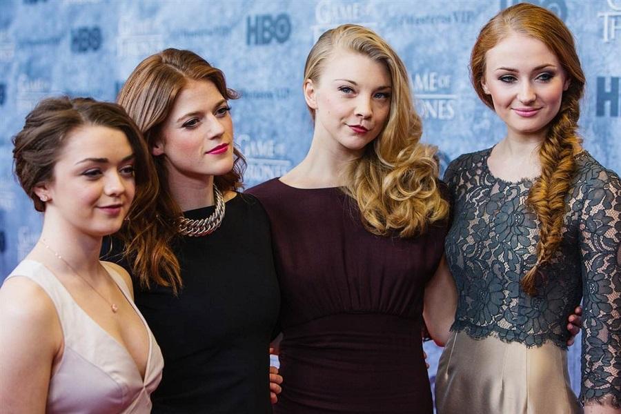 Game of Thrones girls