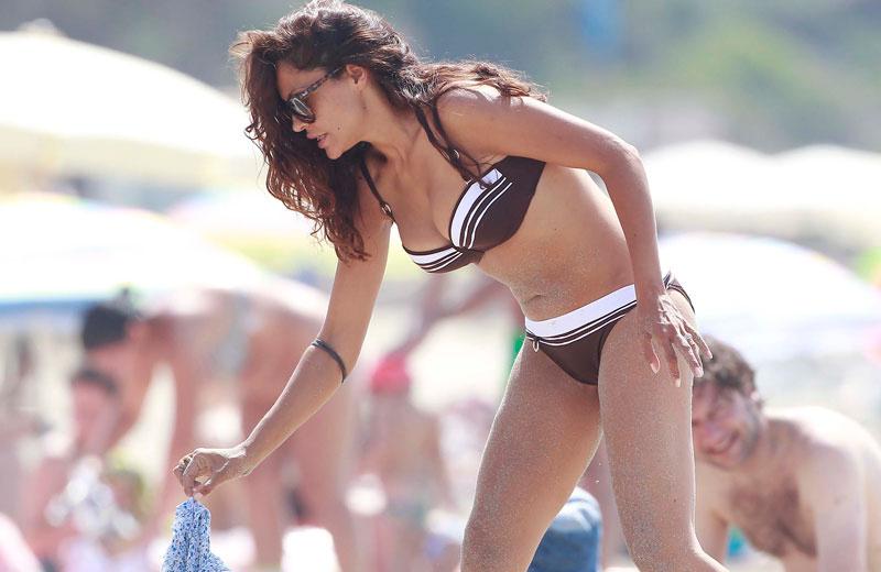 Patricia Perez bikini Ibiza