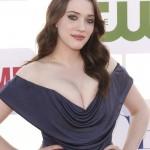 Kat Dennings cleavage 04
