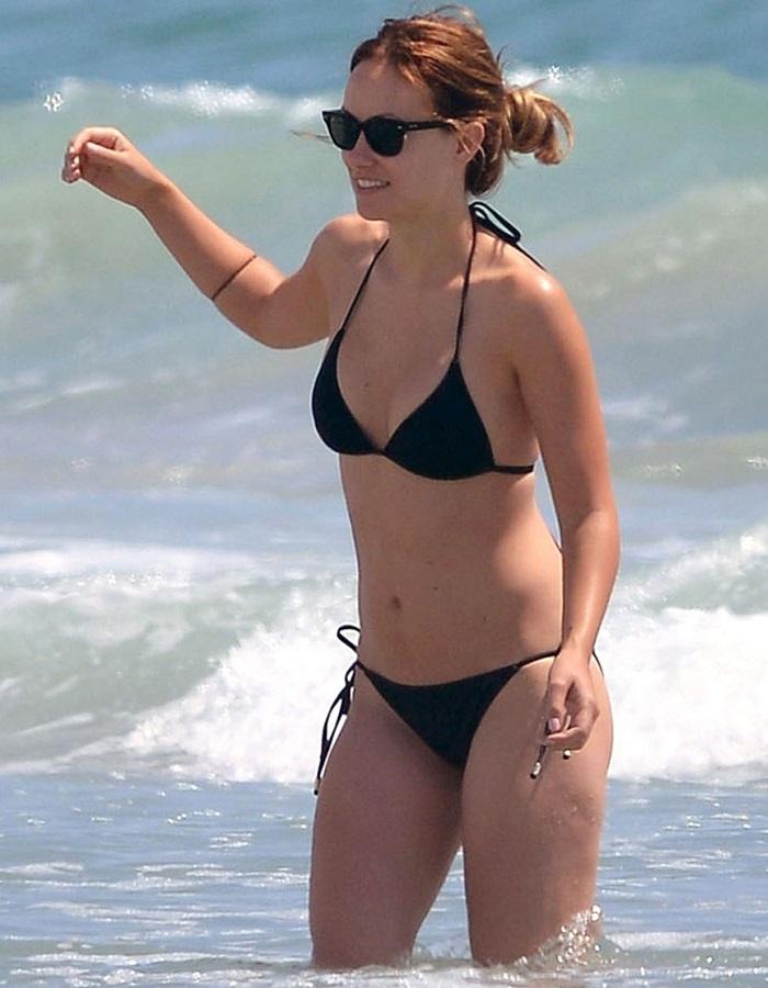 OLIVIA WILDE in Bikini