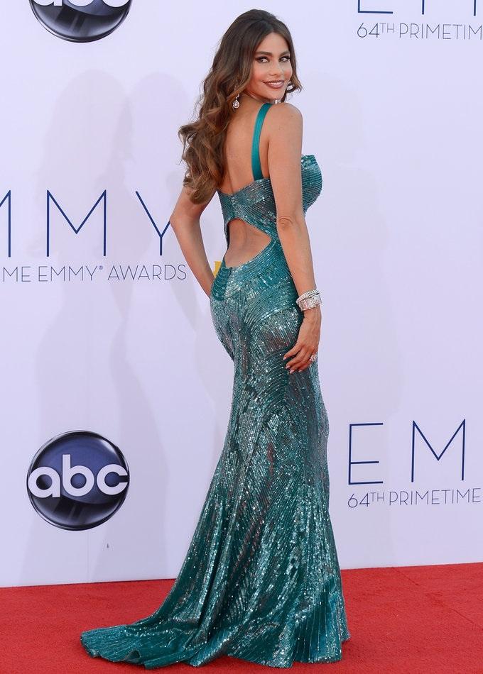 Sofia Vergara - Emmys 2012