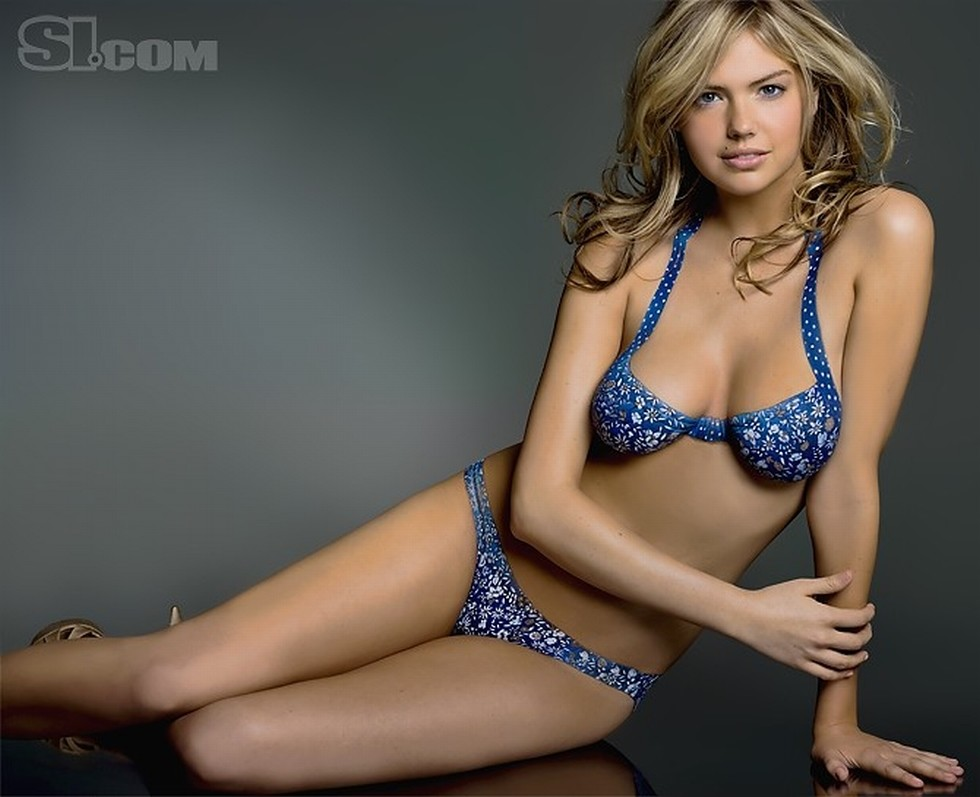 Kate Upton bodypaint Sports Illustrated