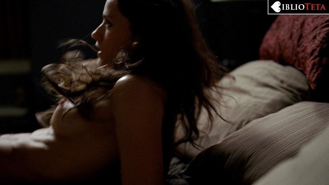 Anna Paquin desnuda en True Blood 6x07 La BiblioTeta