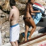 Lorena Castell topless Ibiza 07