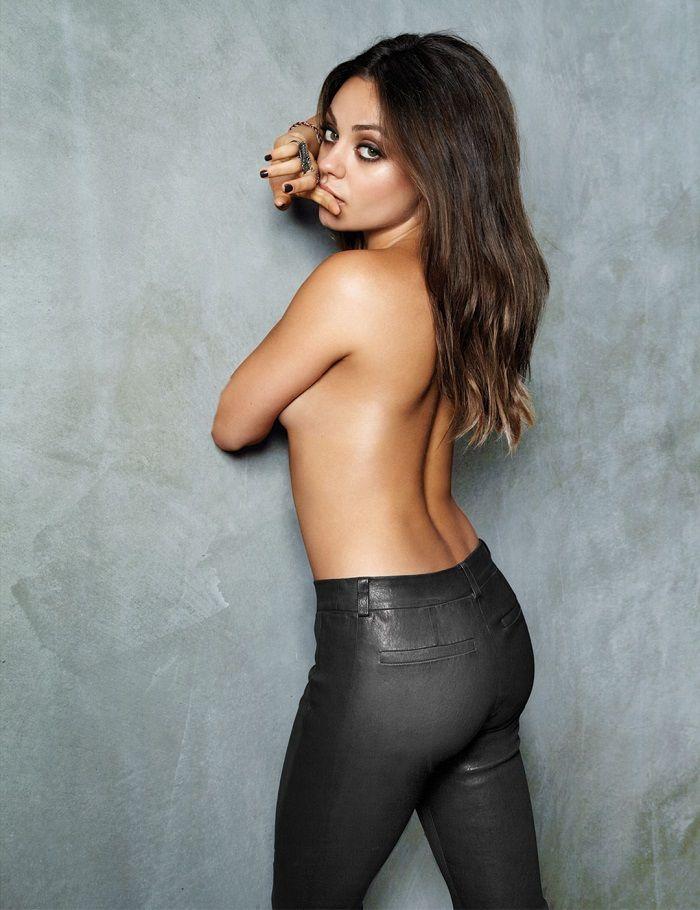 Mila Kunis - Esquire