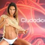 Noelia Rios topless 11