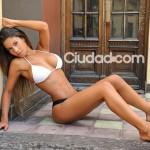 Noelia Rios topless 13
