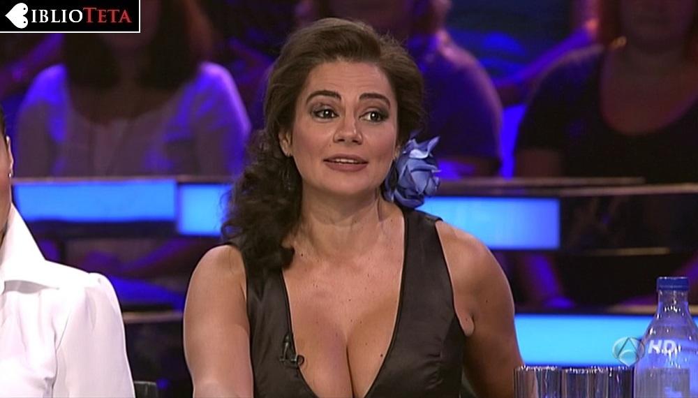 Silvia Pantoja - Tu Cara Me Suena 01