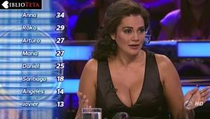 Silvia Pantoja - Tu Cara Me Suena 06