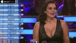 Silvia Pantoja - Tu Cara Me Suena 11