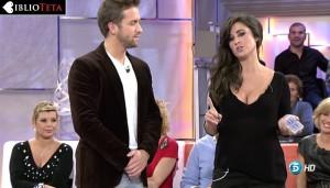 Ines Molina escote Pablo Alboran 05