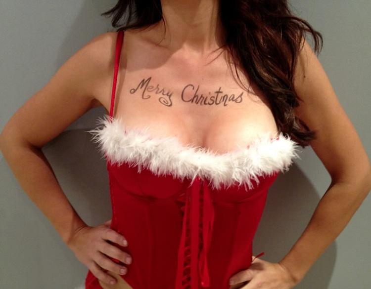 Alicia Young - Navidad 01