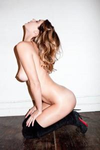 Camille Rowe - Purple Magazine 06