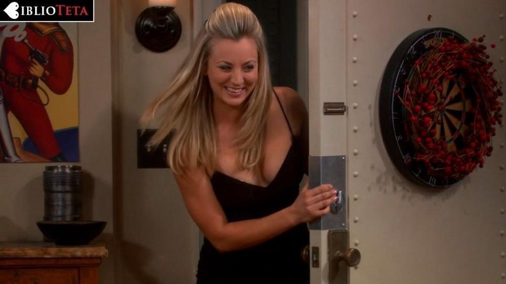 Kaley Cuoco y Melissa Rauch - The Big Bang Theory 01
