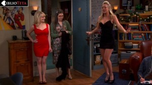 Kaley Cuoco y Melissa Rauch - The Big Bang Theory 02