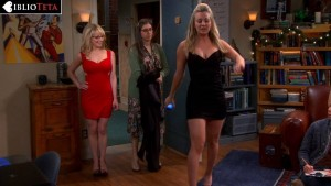 Kaley Cuoco y Melissa Rauch - The Big Bang Theory 03